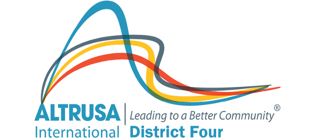 Altrusa District Four Logo